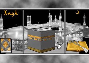 Российским мусульманам к хаджу приготовили драгоценный подарок