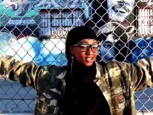 Рэперы в хиджабе ломают стереотипы