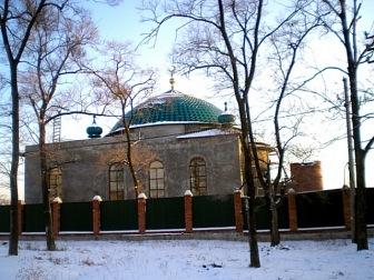Мечеть Уссурийска