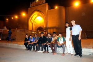 В столице халифата имама Али на родине Абу Ханифы