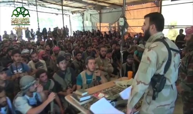 «Армия ислама» объявила о начале наступления на «Исламское государство»