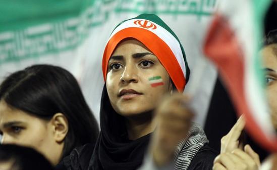 В Иране отдельным дамам разрешат глазеть на мужчин-спортсменов