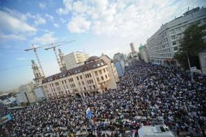 Совет муфтиев против строительства мечетей в Москве?