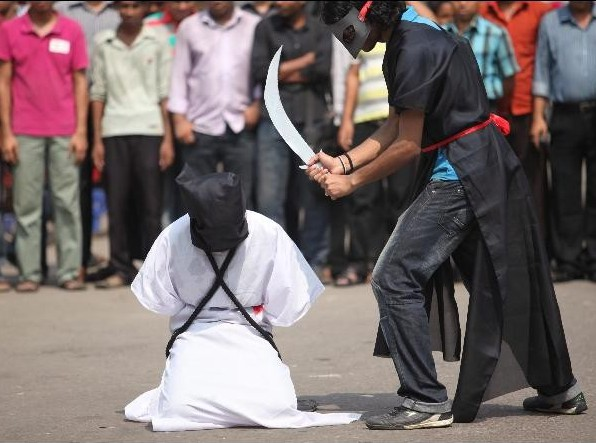 Ислам и смертная кара за вероотсупничество