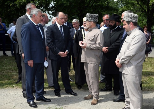 Новую мечеть Нальчика назовут именем погибшего муфтия