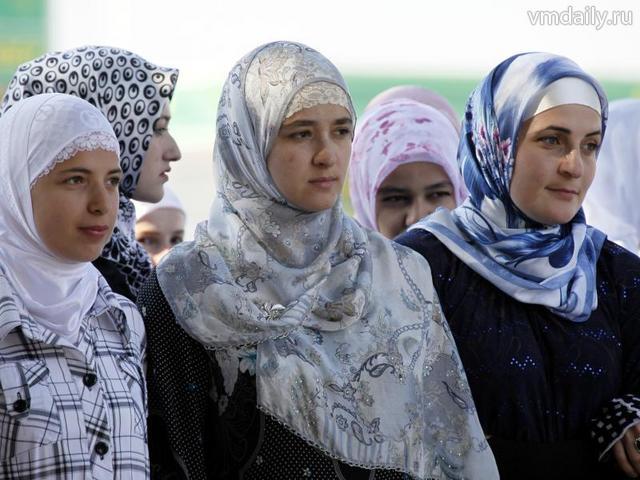 Российские мусульманки