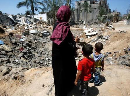 Сотни семей в Газе обретут жилье благодаря Турции