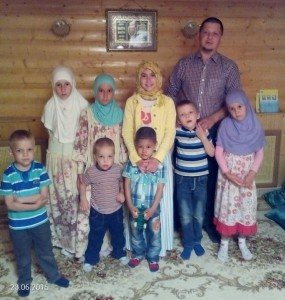 Саида Мухаметзянова обратилась к российским мусульманам по случаю Рамадана (ВИДЕО)