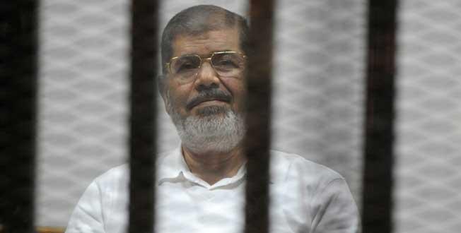 Первый легитимно избранный Египта Мохаммед Мурси, сверженный военными в 2013 году и приговоренный к смертной казни