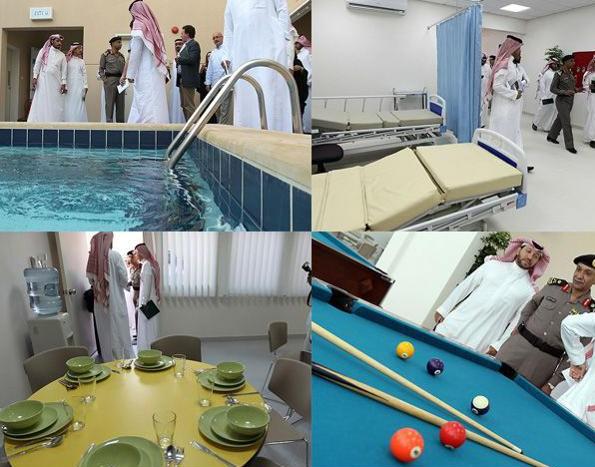 В Саудии радикалы попадают вместо тюрьмы на курорт