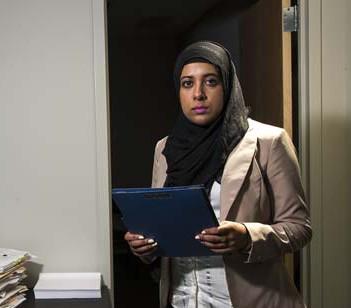 Хиджаб не мешает адвокатессе выигрывать суды