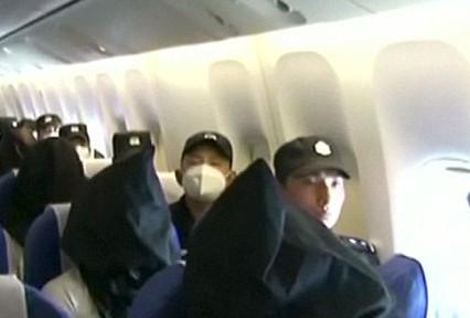 Беженцев-мусульман, депортированных назад в Китай, обвинили в терроризме