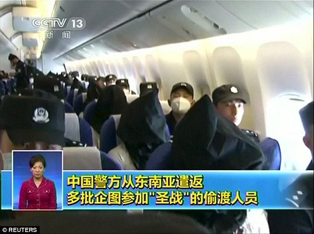 Уйгурских беженцев уже сделали подозреваемыми в терроризме