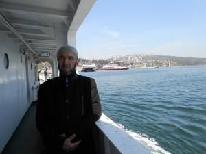 Имам Рафаил Фаттахов во время учебы в Турции