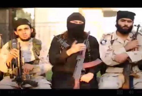 ИГИЛ объявило войну ХАМАС (ВИДЕО)
