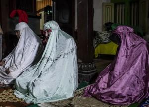 Трансвеститы из специнтерната поведали о своем Рамадане (ФОТО)
