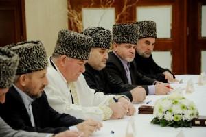 Муфтии Северного Кавказа подписали Социальную доктрину российских мусульман
