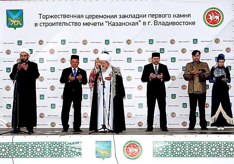 """Верующим Владивостока предложили """"деревянную мечеть"""""""