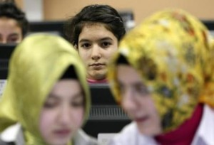 В Турции школьников призвали не домогаться учительниц