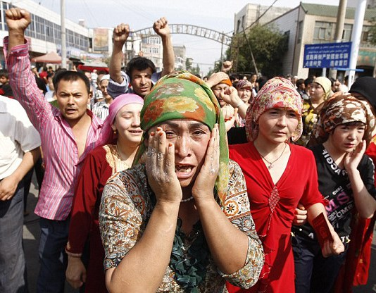 Турция вступилась за притесняемых китайских мусульман