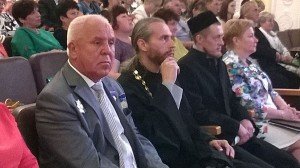 Равиль Курмалее поздравил педагогов от лица мусульман Каменки