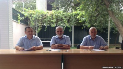 Власти Таджикистана перекрывают деятельность оппозиционной исламской партии