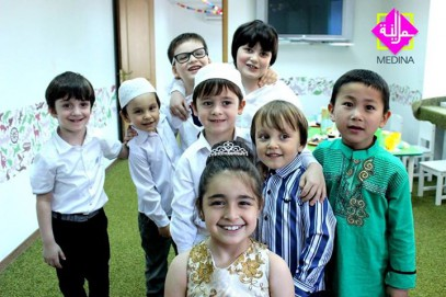 Мусульманский детский сад в Москве объявляет новый набор