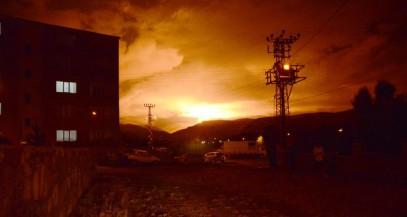 Террористы РПК взорвали газопровод в Турции