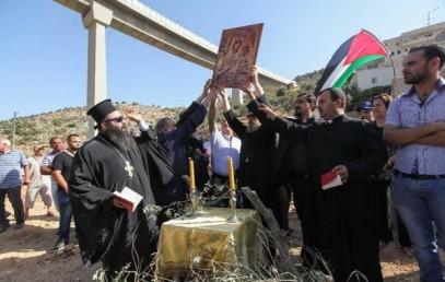 Крестный ход против Израиля (ФОТО)