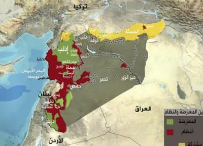 ИГИЛ и создание «Курдского государства»