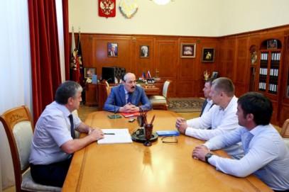 Глава Дагестана дал наставления мусульманским предпринимателям