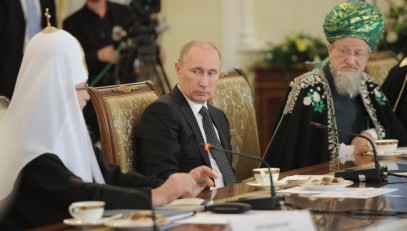 Православие, ислам и государство российское