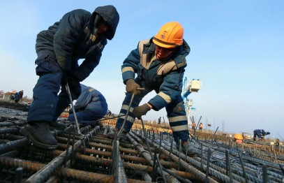 Строители-мигранты оказались в бедственном положении