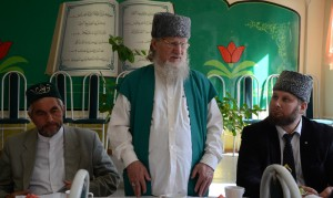 Талгат Таджуддин поблагодарил Рината Раева за его работу на посту