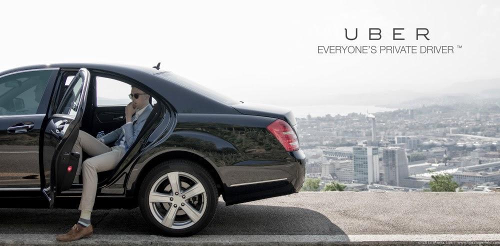 Uber такси уфа - 89