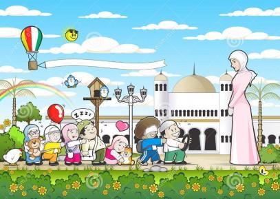 В Подмосковье открылся мусульманский детский сад