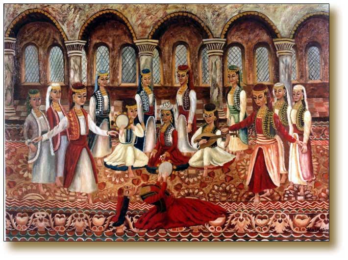 Видео секса султанов в арабском мире
