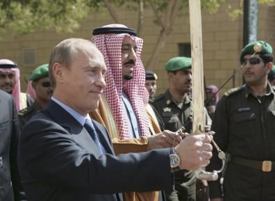 Перезагрузка между Россией и Саудовской Аравией получит форсаж