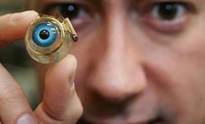 В Турции проведена операция по вживлению искусственного глаза