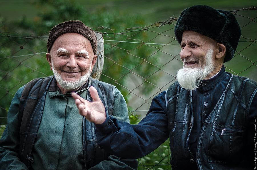 Кавказские аксакалы