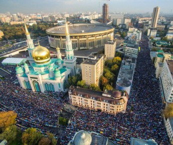 «Диванные православные» про Курбан-байрам в Москве