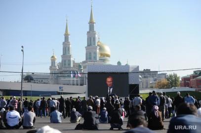 Мечеть! Как много в этом слове для сердца русского?