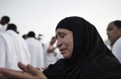 Мусульманка получила редкостный подарок от Аллаха в хадже