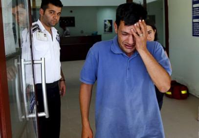 Отец утонувших сирийских малышей: «Дети выскользнули из моих рук»