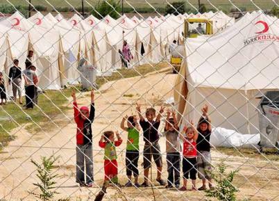 Сирийские беженцы в Турции – бесправные и отчаявшиеся