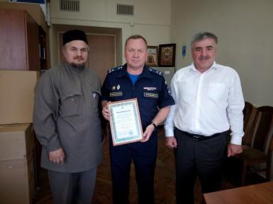 «Мусульманские молитвы» взяло на вооружение Министерство обороны