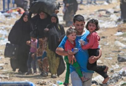 Палестина хочет спасти сирийских беженцев от смерти