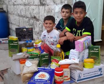 Российские мусульмане оказали помощь палестинцам в Курбан-байрам (ФОТО)