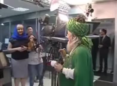 Верховный муфтий тонко потроллил мусульман и православных (ВИДЕО)