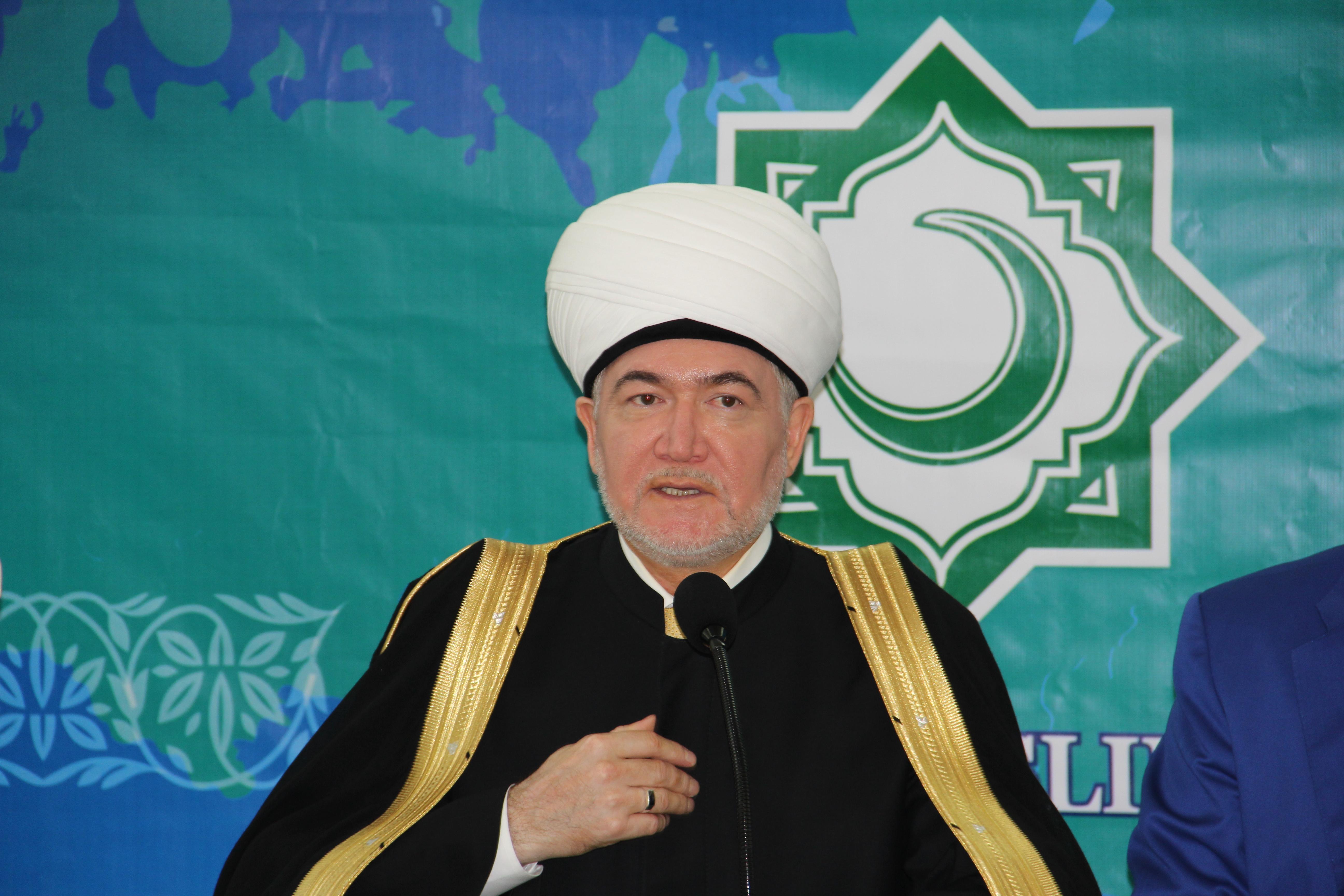 Совет муфтиев России
